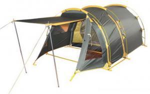 Фото Палатка 3-х местная  Трехместная палатка Octave 3