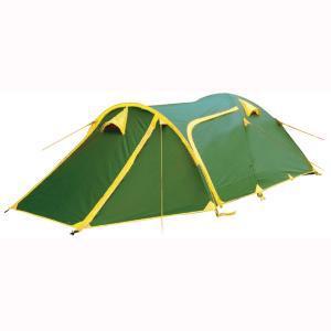 Фото Палатка 3-х местная  Трехместная палатка Grot