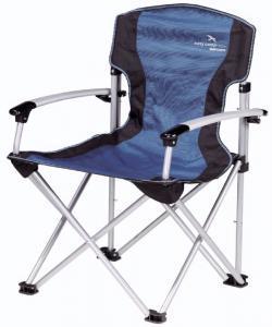 Фото Меблі для пикніку Кресло раскладное Camp Chair Blue