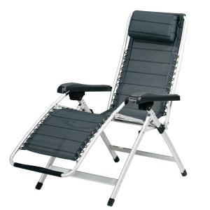 Фото Мебель для пикника Кресло раскладное Hudson Relax Chair Titanium