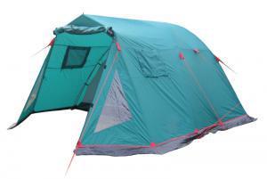 Фото Палатка 4-х местная  Четырехместная палатка Baltic Wave