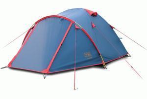 Фото Палатка 3-х местная  Трехместная палатка Camp 3