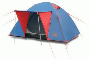 Фото Палатка 3-х местная  Трехместная палатка Wonder 3