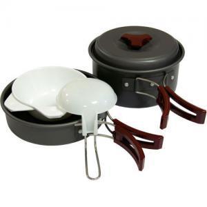 Фото Наборы посуды Набор посуды на 1-2 персоны TRC-025