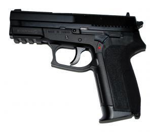 Фото Пневматические пистолеты Пневматический пистолет KM-47 (Sig Sauer Pro 2022) Metal Slide