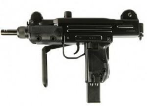 Фото Пневматические пистолеты Пневматический пистолет KMB-07 (UZI) Blowback