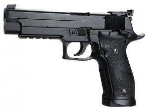 Фото Пневматические пистолеты Пневматический пистолет KMB-74 (Sig Sauer P226) Blowback