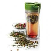 Фото Термокружки Термостакан для заварки чая, 0.35L