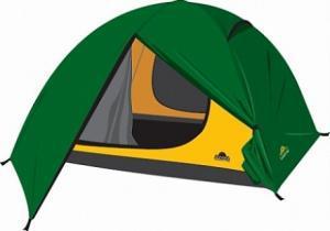 Фото Палатка 4-х местная  Четырехместная палатка Rondo 4