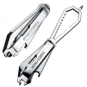 Фото Мультитулы Мультитул Swiss+Tech Micro-Slim 9-in-1 Key Ring Tool Kit