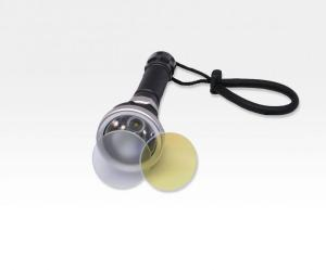 Фото Светодиодные фонари Фонарь для дайвинга MJ-810E XM-L (с фильтрами)