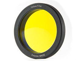 Фото Аксессуары для фонарей Фильтр желтый Polarion