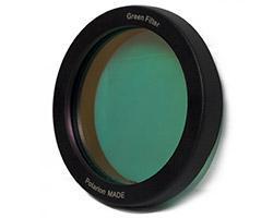Фото Аксессуары для фонарей Фильтр зеленый Polarion