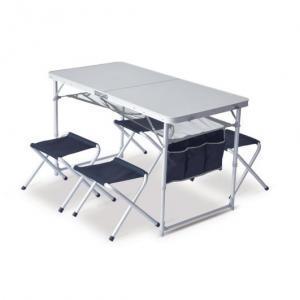 Фото Мебель для пикника Набор мебели SET TABLE + 4 STOOLS