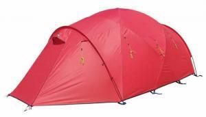 Фото Палатка 4-х местная  Четырехместная палатка Terra Firma Red