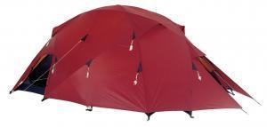 Фото Кемпинговая палатка Кемпинговая палатка Cosmos Red