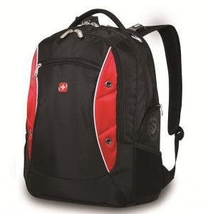 Фото Городские рюкзаки Рюкзак Wenger Black/Red 11912115