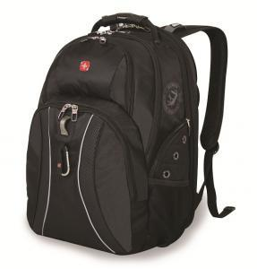 Фото Городские рюкзаки Рюкзак Wenger Grey/Black 12704215