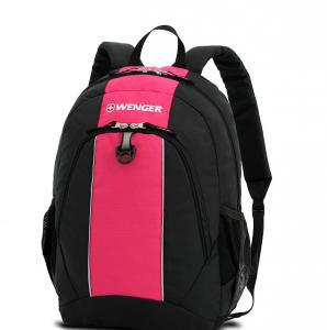 Фото Городские рюкзаки Рюкзак Wenger Black/Pink 17222015