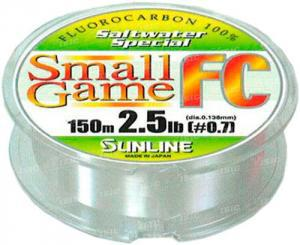 Фото Флюорокарбоновая леска Леска SWS Small Game FC