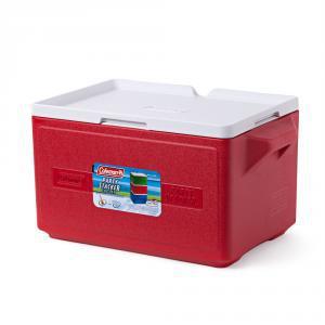 Фото Термобоксы Термобокс Cooler 48 Party Stacker Red