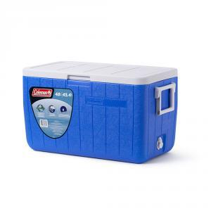 Фото Термобоксы Термобокс Cooler 48 Quart Blue