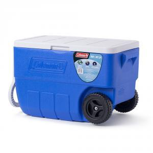 Фото Термобоксы Термобокс Cooler 50 Quart Wheeled