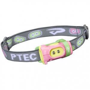 Фото Светодиодные фонари Фонарь налобный Princeton Tec Bot LED розовый/зеленый