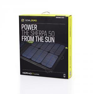 Фото солнечная батарея Солнечная батарея Goal Zero Nomad 13