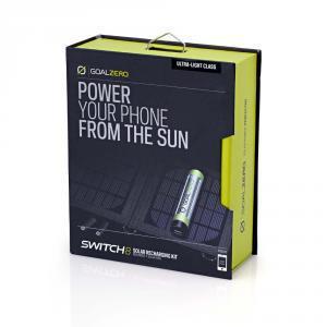 Фото солнечная батарея Зарядный комплект Goal Zero Switch 8 Kit