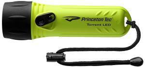 Фото Светодиодные фонари Фонарь карманный Princeton Tec Torrent LED желтый