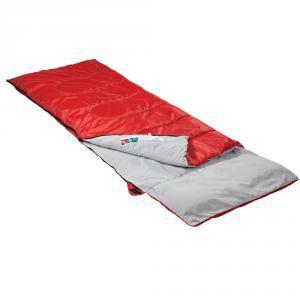Фото Кемпинговые спальники Кемпинговый спальный мешок Rest красный