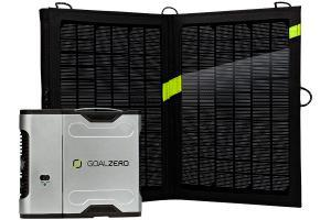 Фото солнечная батарея Комплект для зарядки Sherpa 50 Solar Recharging Kit