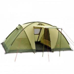Фото Палатка 4-х местная  Четырехместная палатка Base Camp