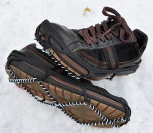 Фото Ледоступы, Снегоступы Ледоступы усиленные для города WINTERTRAX