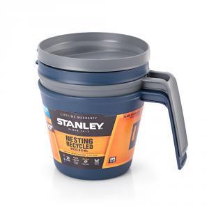 Фото Кружки Набор кружек с крышками Stanley Adventure Infinite Mug/Bowl 0,47L - Navy