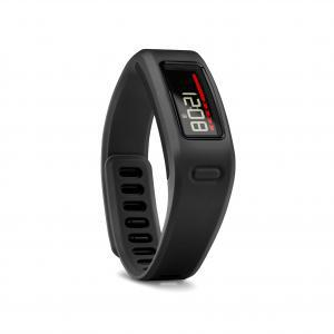 Фото Спортивные GPS навигаторы Часы для фитнеса Garmin vívofit Black