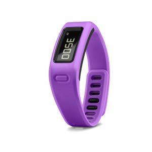 Фото Спортивные GPS навигаторы Часы для фитнеса Garmin vívofit Purple