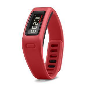 Фото Спортивные GPS навигаторы Часы для фитнеса Garmin vívofit Red