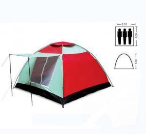 Фото Палатка 3-х местная  Палатка трехместная SY-019