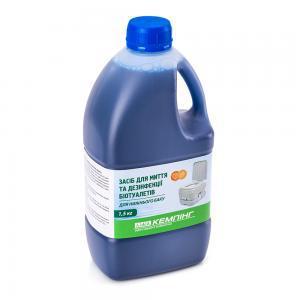 Фото Биотуалеты  Жидкость для био туалетов дезинфецирующая 1.6 л
