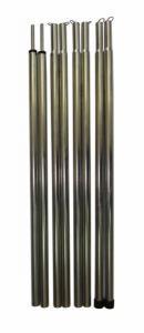 Фото Тент Стойки стальные H=2,3 м (комплект 2 шт.)