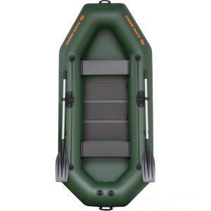 Фото Надувні Лодки Гребная надувная лодка К-280T с пайолом слань - коврик