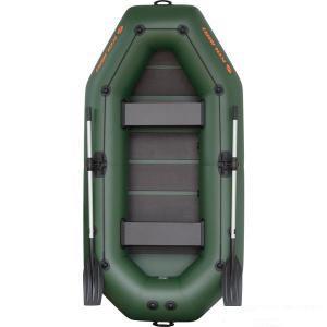 Фото Надувні Лодки Гребная надувная лодка К-280CT с пайолом слань - коврик