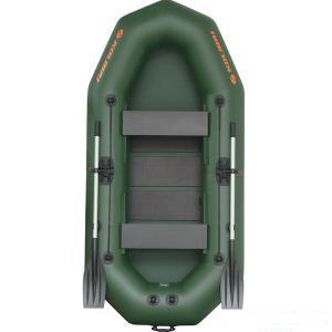 Фото Надувные Лодки Гребная надувная лодка К-270Т с пайолом слань - коврик