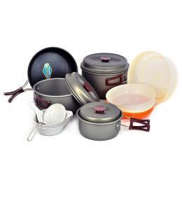 Фото Наборы посуды Набор туристической посуды Kovea Hard 56 KSK-WH56