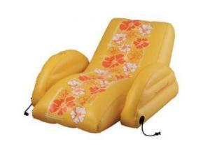 Фото Надувний матрас Надувное кресло FLOATING WATER LOUNGER