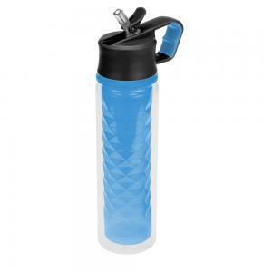 Фото Фляги для детей, фляги-бутылки Бутылка SmartPlanet Aqua 360 Double Wall Tritan Water Bottle blue