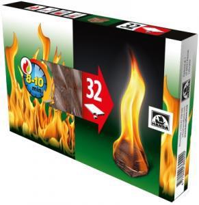 Фото Разжигатели огня Разжигатели огня (32 шт)