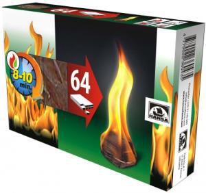 Фото Разжигатели огня Разжигатели огня (64 шт)